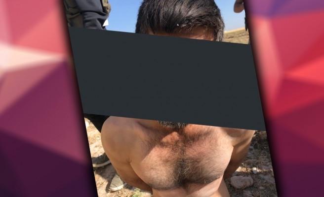 Eylem yapmaya hazırlanan terörist Şanlıurfa'da yakalandı
