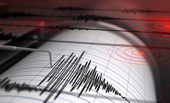Bingöl'deki deprem Urfa'da da hissedildi