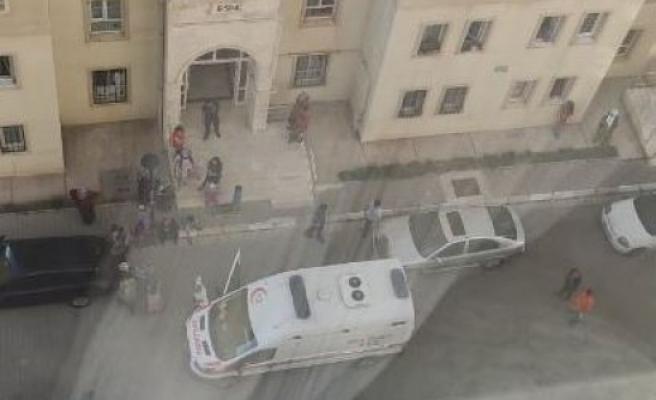 Urfa'da 10. kattan düşen çocuk hayatını kaybetti