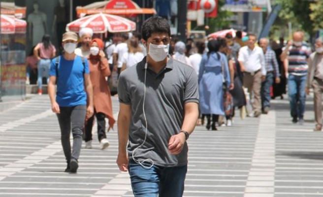 Sağlık Bakanı açıkladı: Urfa'da sokağa maskesiz çıkmak yasaklandı