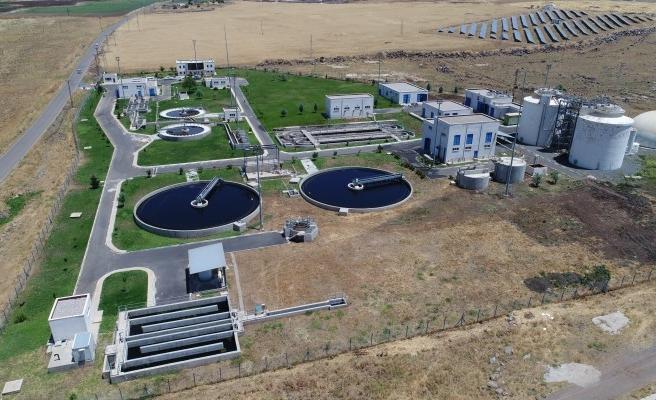 Siverek Atık Su Arıtma Tesisinde çalışmalar sürüyor
