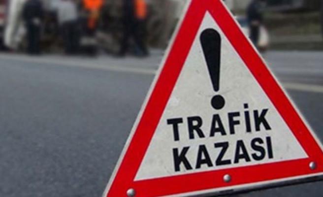 Urfa-Antep yolunda feci kaza: Sürücü hayatını kaybetti