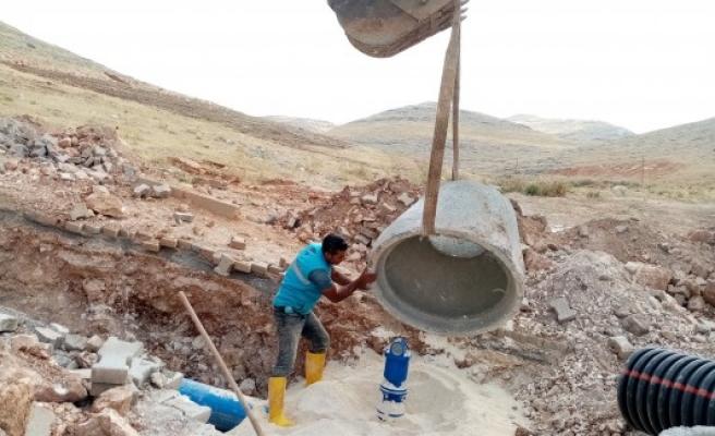 ŞUSKİ, içme suyu problemlerini çözüyor