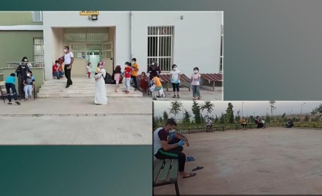 Urfa'da karantina mağduriyeti: Su yok, temizlik yok!