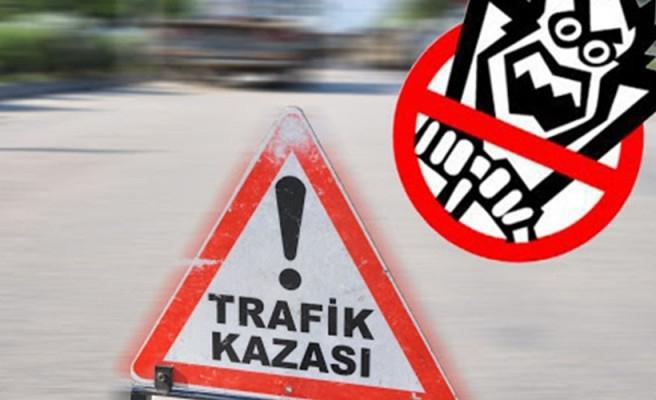 Urfa'da kaza: 2 kişi yaralandı