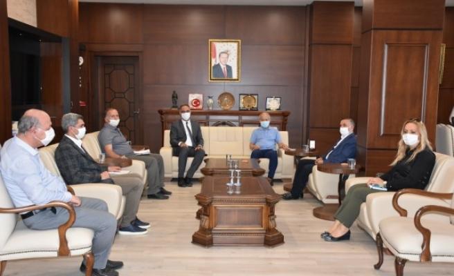 Eyyübiye Belediyesi ve Harran Üniversitesi arasında imzalar atıldı