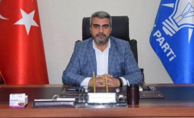 AK Partili ilçe başkanı koronavirüse yakalandı
