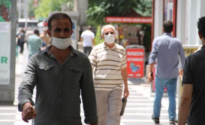 81 ile gönderildi: Maske takmamanın cezası arttı