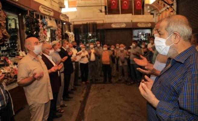 Şanlıurfa'da ahilik gelenekleri sürdürülüyor