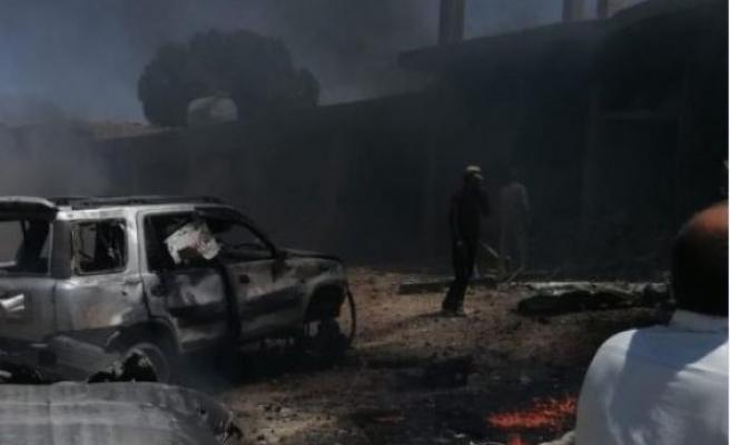 Resulayn'da patlama: Ölü ve yaralılar var