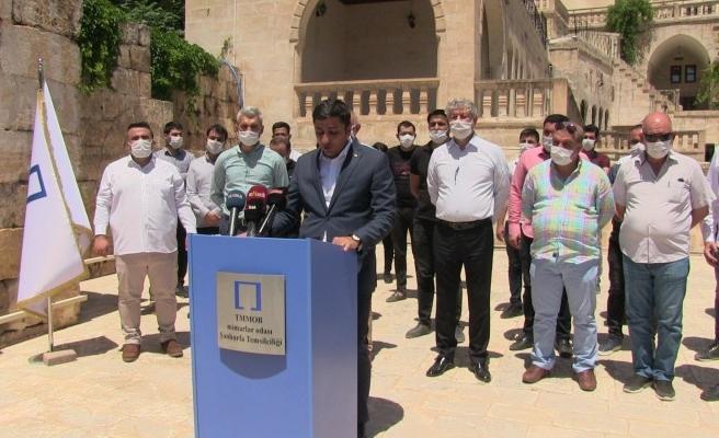 Karadağ: Kaçak yapılar Urfa ekonomisine zarar verir