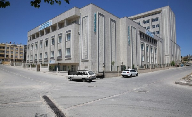 Haliliye'de spor ve yaşam merkezi hizmete hazır