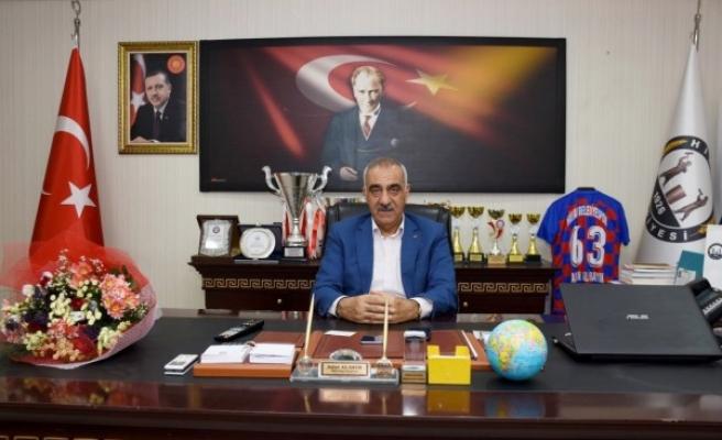 Hilvan Belediye Başkanı Bayık'ın korona tedavisi bitti