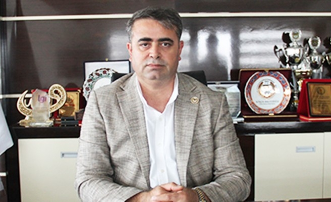 DEVA Partisi İl Başkanı Tüysüz, ölen işçiler için açıklama yaptı