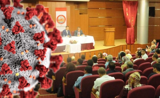 Urfa'da muhtar ve halk toplantıları yeniden başlatıldı!