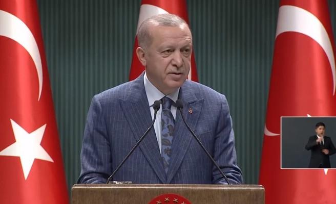 Cumhurbaşkanı Erdoğan önemli açıklamalar yaptı