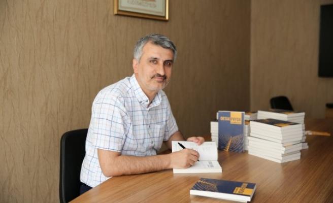 Urfa'da görev yapan doktorun kitabı çıktı! Geliri öğrencilerin...