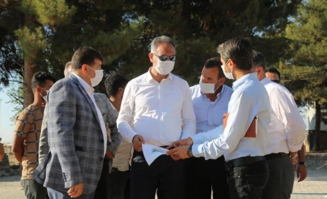 Eyyübiye Belediyesi yeni bir projeyi hayata geçiriyor