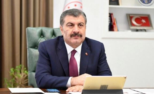 Sağlık Bakanı Koca, asker uğurlamaları için uyardı