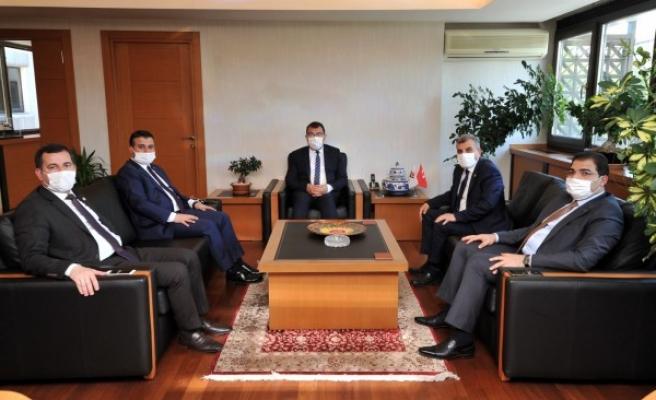 Urfa'da bilim merkezi kuruluyor