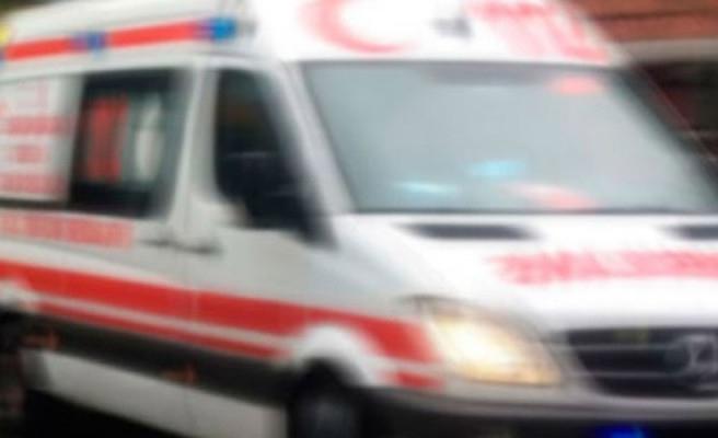 Diyarbakır-Urfa yolunda feci kaza: Sürücü hayatını kaybetti