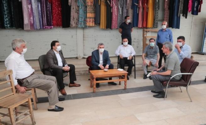 Beyazgül: Urfa turizmi için projeleri hazırlıyoruz