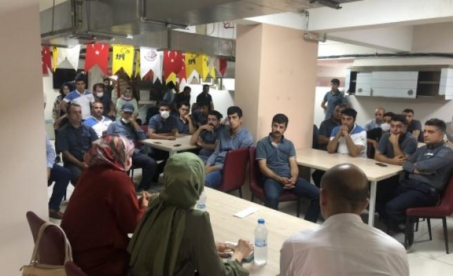 Genel Başkan Yardımcıları PTT çalışanları için harekete geçiyor