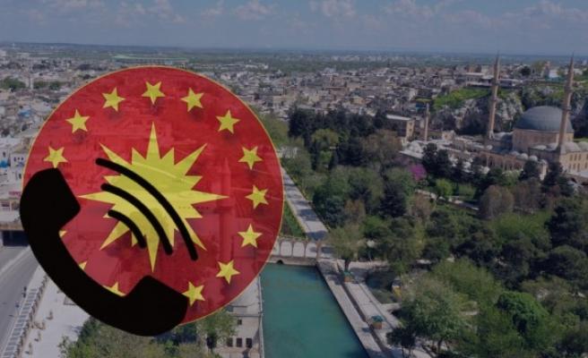 Cumhurbaşkanlığı Urfa'da belediyeleri vatandaşa sordu!