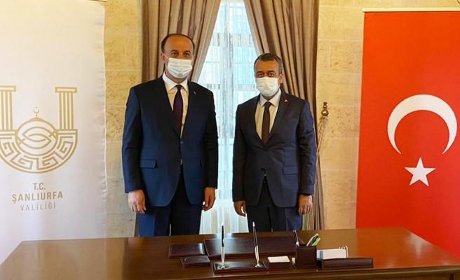 GAİB'ten Şanlıurfa'ya 50 bin maske gönderildi