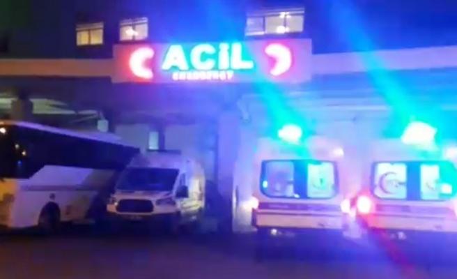 Urfa'da 13 yaşındaki çocuk bıçaklı saldırıya uğradı