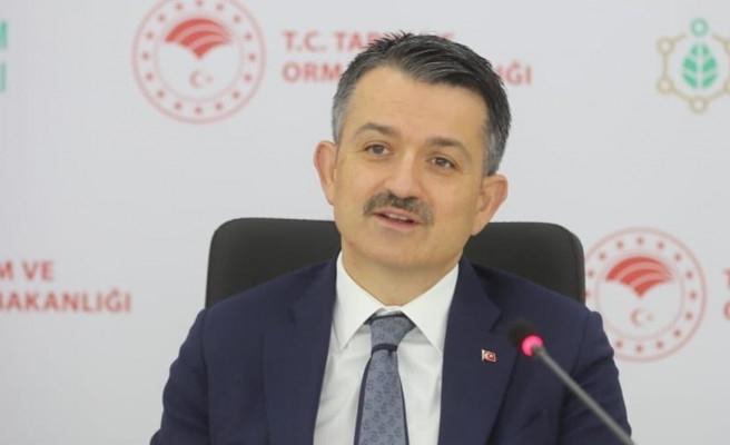 Bakan Pakdemirli duyurdu: 63 milyon TL ceza kesildi