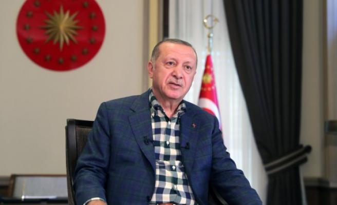Erdoğan'dan teşkilatlara yönelik kritik açıklama