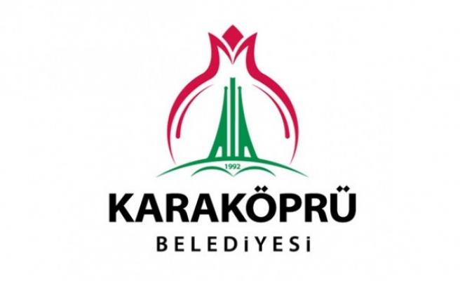 Karaköprü'den açıklama: Kullanılan kepçe belediyemize ait değil