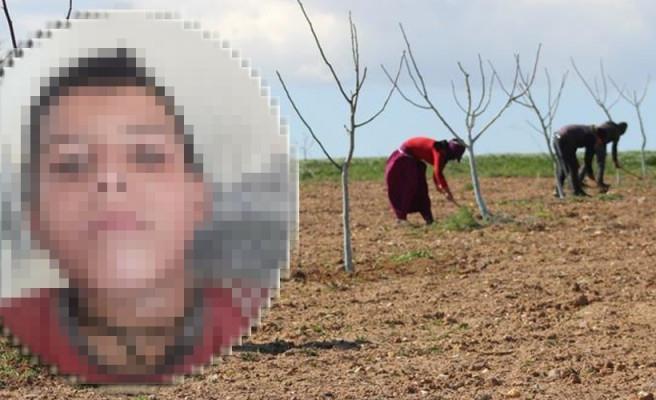Urfa'da kaybolan çocuk olayından dram çıktı !