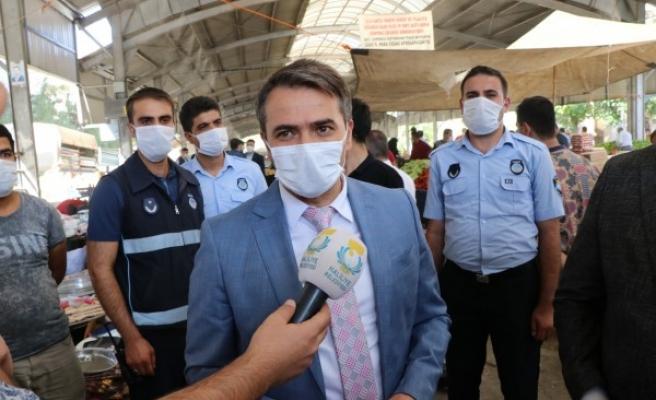 Urfa'da 3 bin 761 riskli alanda denetim yapıldı