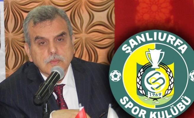 Büyükşehir'den Şanlıurfaspor'a yönelik flaş açıklama!