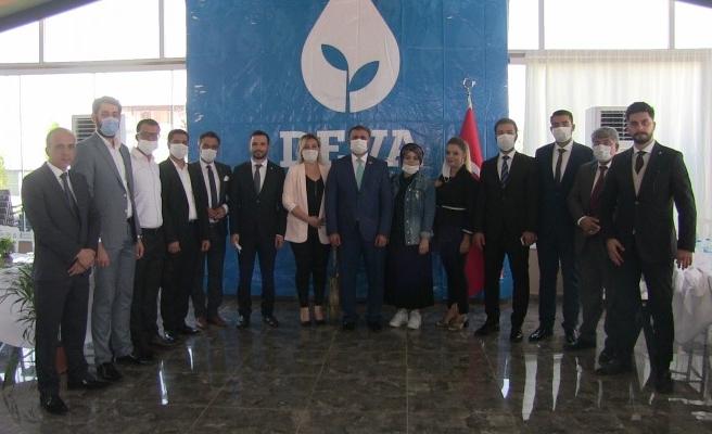 DEVA Partisi Urfa İlçe Başkanları belli oldu
