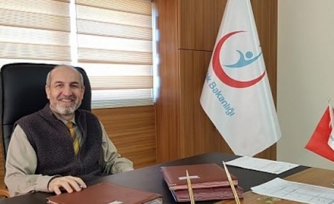 Urfa'da sağlık sektörünün acı kaybı!