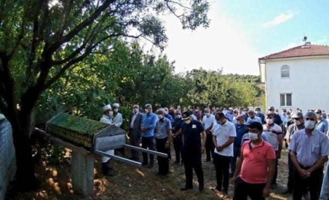 Urfa Eski Valisi Okutan'ın babası vefat etti