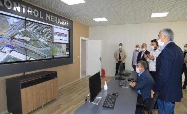 Urfa'da Akıllı Ulaşım Sistemleri Şube Müdürlüğü kuruldu