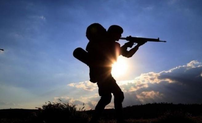 Şanlıurfa'da bir terörist teslim oldu!