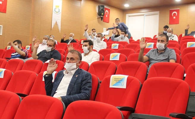 Haliliye'de kadastro güncellemesi için bilirkişiler seçildi