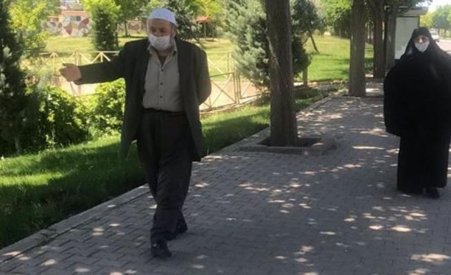 Urfa'da 65 yaş ve üstüne sokağa çıkma kısıtlaması getirildi !