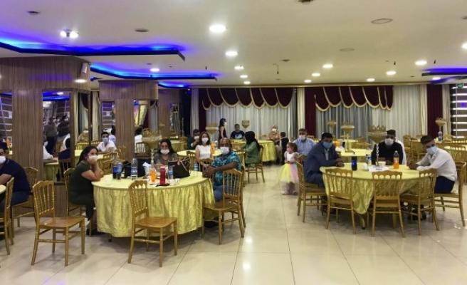 Urfa düğünlerinde gözlemci uygulaması