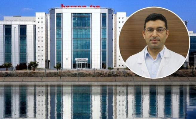 Harran Üniversitesi Hastanesi başhekimi istifa etti!