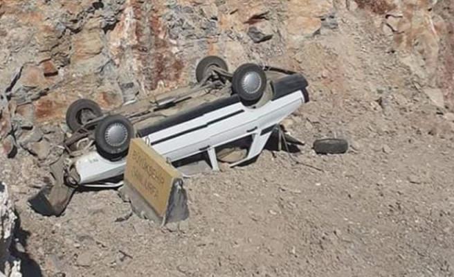 Çevik Kuvvet'te feci kaza: Yaralılar var!