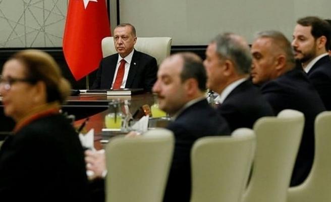 Cumhurbaşkanlığı Kabinesi yeni önlemler için toplanıyor