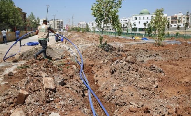 Ahmet Yesevi'deki çalışmalar sürüyor