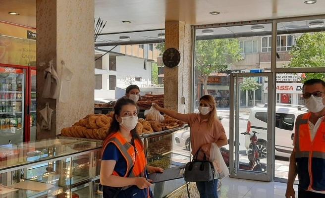 Urfa'da koronavirüs denetimi: 7 kişi karantinadan kaçtı