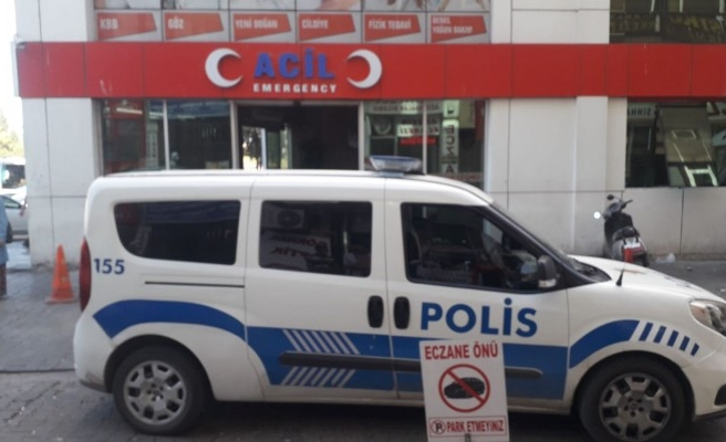 Şanlıurfa'da acil doktoru darp edildi iddiası